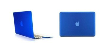 Etui do MACBOOK PRO 13 RETINA  HARD CASE NAVY